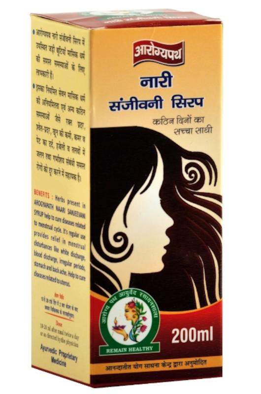 Naari Sanjeevani Syrup 200ml